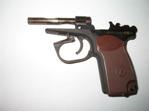 Травматический пистолет Макарова, описание, основные характеристики, рекомендации .  Отзывы о пистолете Макарыч .