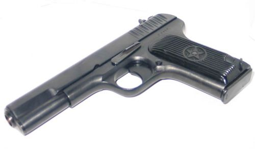 Травматический пистолет Лидер-