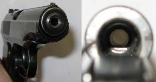 Травматический пистолет ПМ-Т