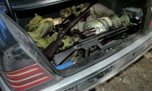 Самооборона на дорозі і травматична зброя (Частина I)