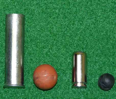 Вибір травматичної зброї (Частина I. Патрони)
