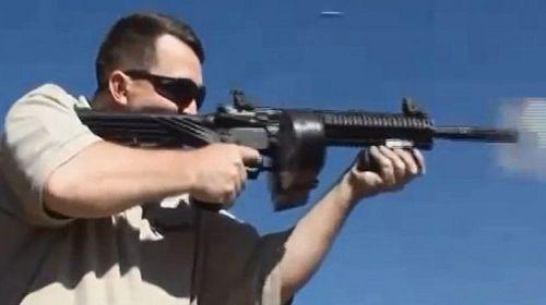 У США у вільний продаж надійде нова гвинтівка, з якої кулі летять, як з «пожежного брандспойта»