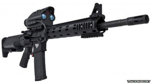 Американська армія тестує технологію «розумної гвинтівки»