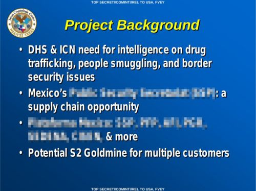 Секретна служба США: витяги з каталогу про пристрої шпигунства
