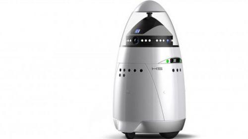 Knightscope K5 - робот, здатний змінити охоронну індустрію