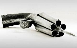 История гражданского оружия - дерринджер