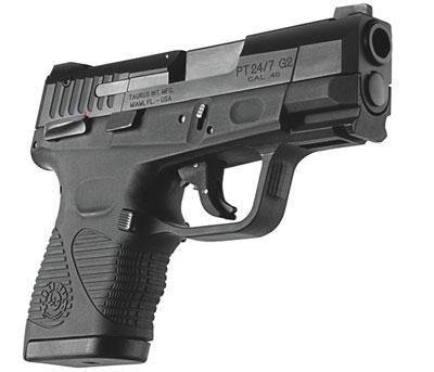 Пистолет Taurus PT 24/7 G2