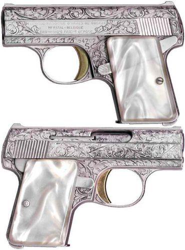 Пистолет FN Browning Baby