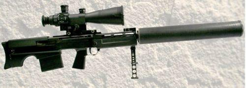 Снайперская винтовка СВ-1367, ВССК, «Выхлоп»