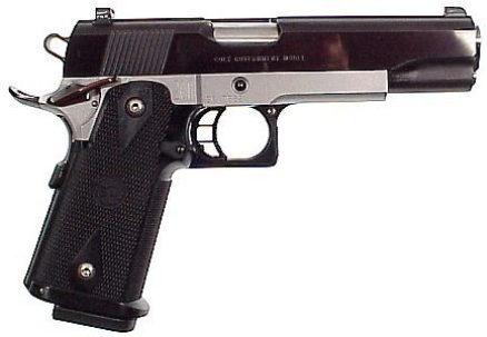Система Браунінга - робота автоматики пістолета