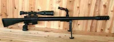 Американські великокаліберні снайперські гвинтівки (Частина II)