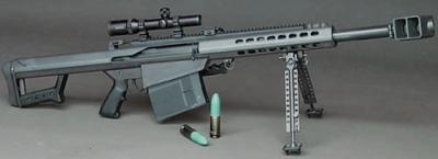 Великокаліберні снайперські гвинтівки